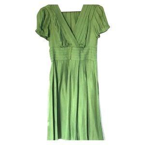 Banana Republic 100% Silk Dress