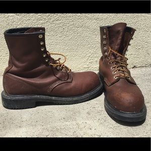 Red Wing Shoes Other - Red Wing Steel Toe Boots