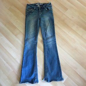 Hydraulic Denim - Blue Hydraulic flared jeans