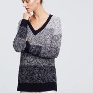ANN TAYLOR // Oversized Sweater Tunic