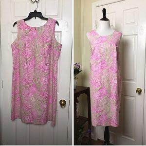 J.G. Hook Dresses & Skirts - J. G. Hook Sleeveless Size 16 Sheath Dress