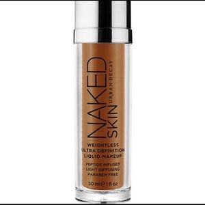 Urban decay naked foundation color 9.75