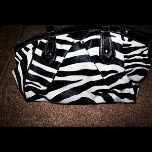 Handbags - zebra purse