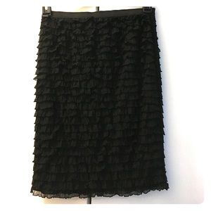 Betsey Johnson Ruffle Skirt