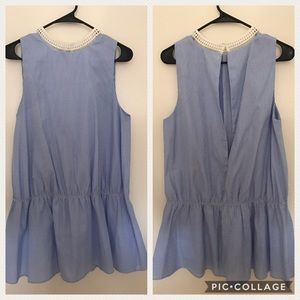 English Factory Romper/Dress