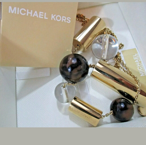 53 off michael kors jewelry new michael kors color for Michael b s jewelry
