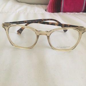 Oliver Peoples Accessories - Brand NEW OLIVER PEOPLES eyeglasses