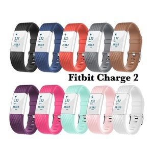 Small Fitbit Charge 2 bands