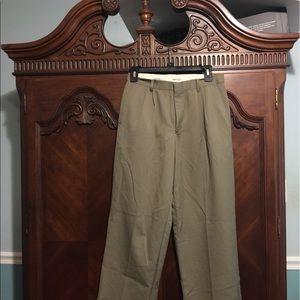 Claiborne Other - Claiborne Boys Sz 14 Reg Khaki Dress Pants
