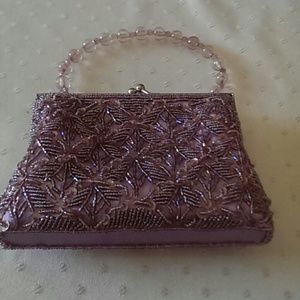 Handbags - Nearly new beaded purse