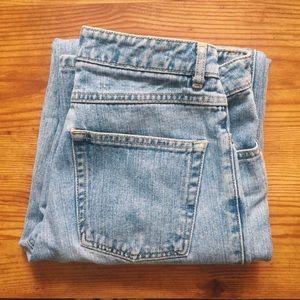 Geoffrey Beene Denim - Vintage Geoffrey Beene Light Wash Jeans