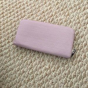 target Handbags - Lavender patterned wallet