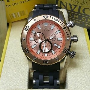 Invicta  Other - Friday sale,$800 Sea Spider swiss Chrono watch.
