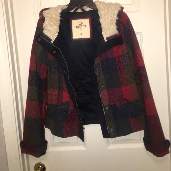 hollister wkend sale nwot ladies hollister jacket from