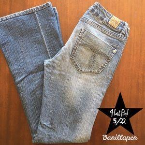 Paris Blues Denim - Paris Blue Bootcut Jeans