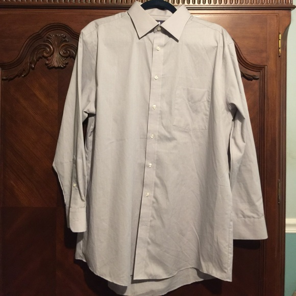 50 off stafford other stafford men 39 s dress shirt sz reg for Stafford dress shirts fitted