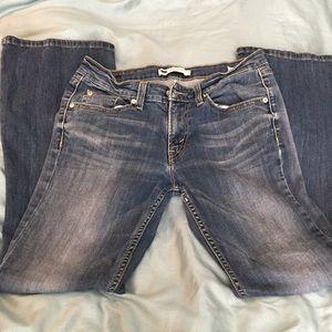 Levi Jeans 518 Superlow