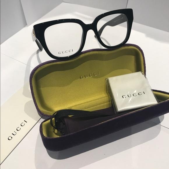 f1f9a5c0c15 2017 Gucci glasses GG0037O Brand New Authentic