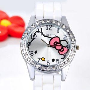 Hello Kitty Accessories - White Hello Kitty Watch