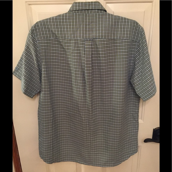 89 Off Columbia Other Columbia Short Sleeve Button