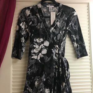 Everly Grey Dresses & Skirts - NEW Everly Grey Maternity/Nursing Wrap Dress