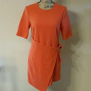 kate spade Dresses & Skirts - {Kate Spade Saturday} Orange Wool Belted Dress