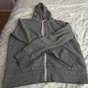 H&M Divided Gray Hooded Sweater