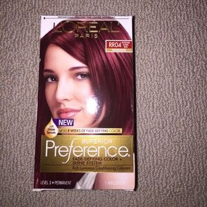 L'Oreal Other - Red hair dye FREE