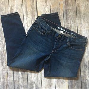 Eddie Bauer Denim - Eddie Bauer slightly curvy jeans