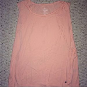 American Eagle Outfitters Tops - {American Eagle} Peach Tank Top