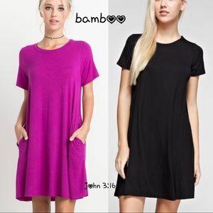 Boutique Dresses & Skirts - Premium bamboo dress