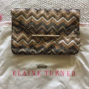 Elaine Turner Clutch