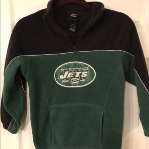 Reebox Jets Sweater size 8