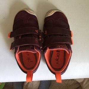 Catimini Other - Catimini boy suede leather sneaker