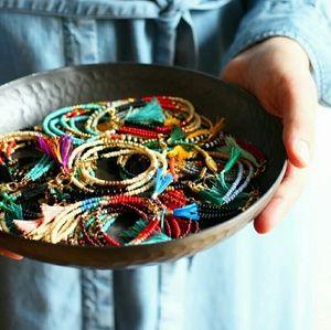 Jewelry - Mystery Beaded Tassel Bracelets