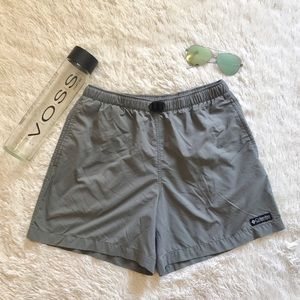 Colombia Nylon outdoor shorts size S