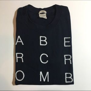 Abercrombie & Fitch Other - SALE! EUC Abercrombie & Fitch Graphic T-Shirt