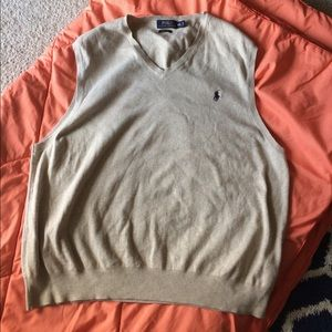 Polo by Ralph Lauren Other - FIRM LAST CHANCE Polo Sweater Vest