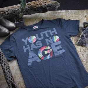 🆑Youth has no age tee