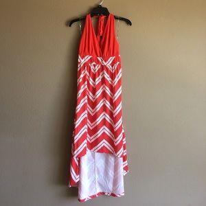 5th & love Dresses & Skirts - 5th & Love Asymmetric Hem summer maxi