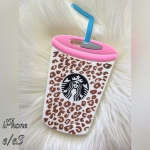 Other - Latte Cup Rubber iPhone 6/6S case