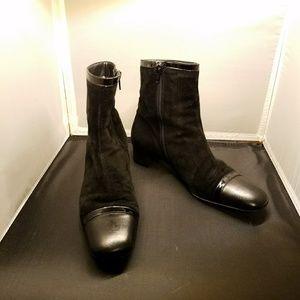 Ferragamo Shoes - FERRAGAMO ankle boots
