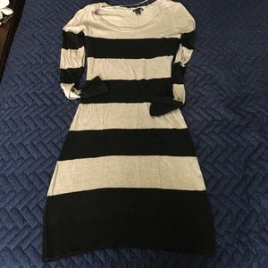 Adorable Striped H&M Sweater Dress!