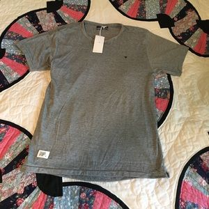 Five Four Other - NWT Five Four black pinstripe tee shirt