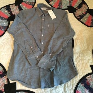 Five Four Other - NWT Five Four blue long sleeves button down