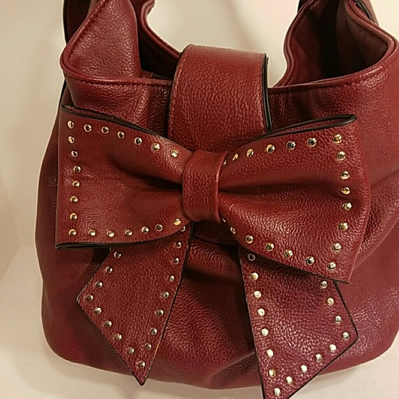 88 off betsey johnson handbags betsey johnson big bow