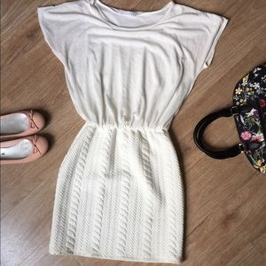 Potter's Pot Dresses & Skirts - Potters Pot White Dress