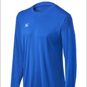Mizuno Tops - 💰SALE🔥USA Beach Volleyball Mizuno long sleeve XL