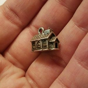 Vintage Jewelry - *RARE* Vintage Beaucraft Sterling Chapel Charm