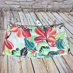 GAP Other - NWT GapBody floral beach skirt cover up size XL